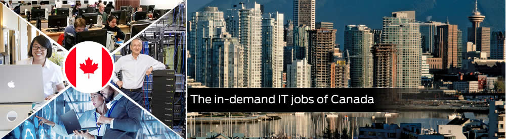 The in-demand IT jobs of Canada