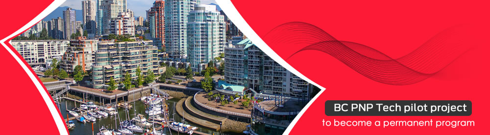 British Columbia PNP Tech pilot project to become a permanent program