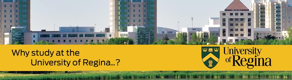Study at the University of Regina