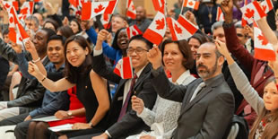 The Canadian Citizenship
