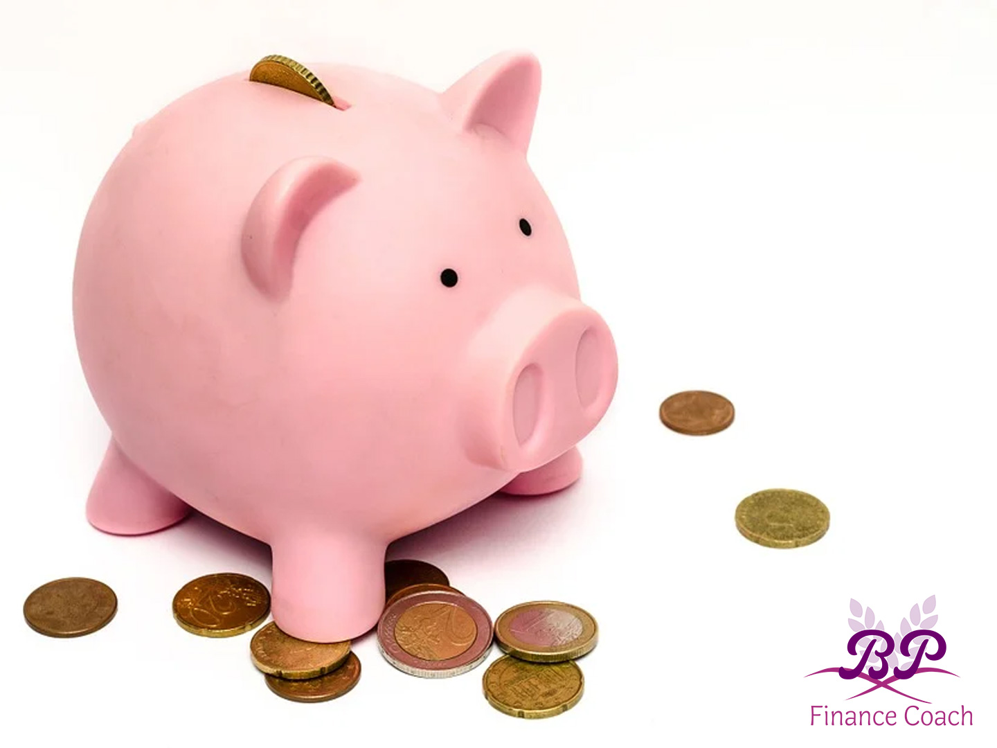 Bryony Parker Finance Coach Pricing Things to consider Piggy Bank