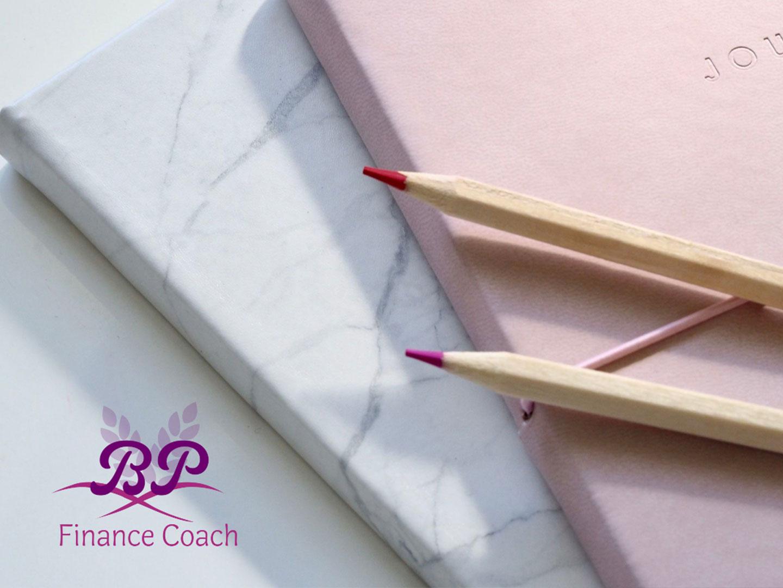 journaling finance coach