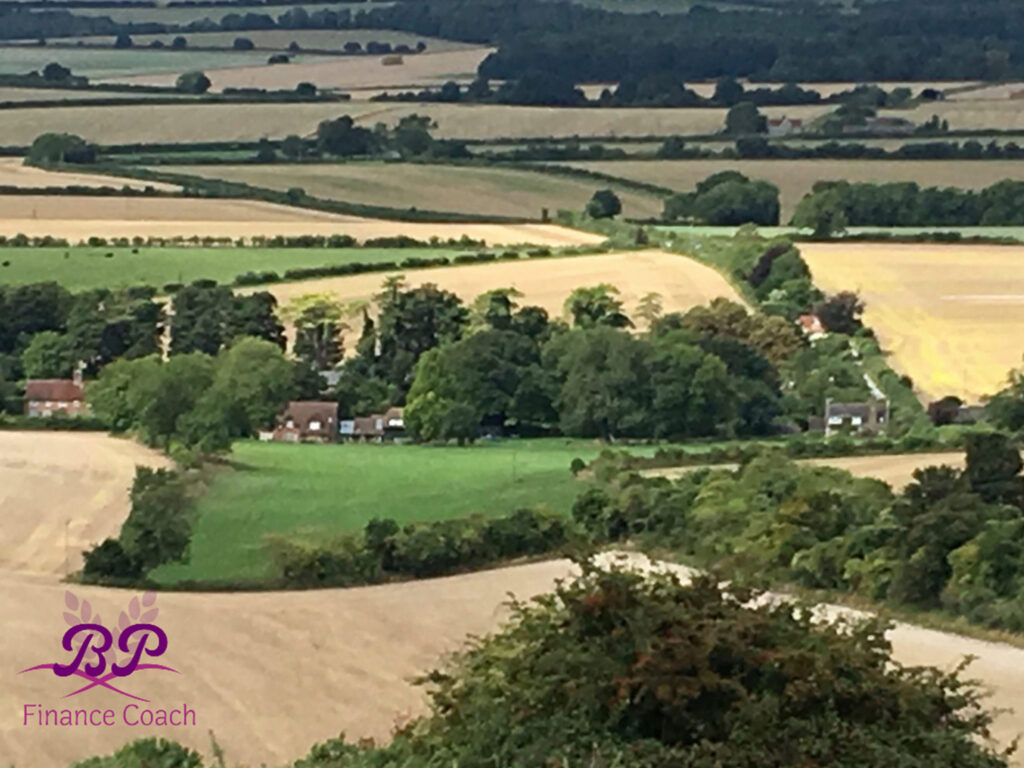 Dorset countryside landscape