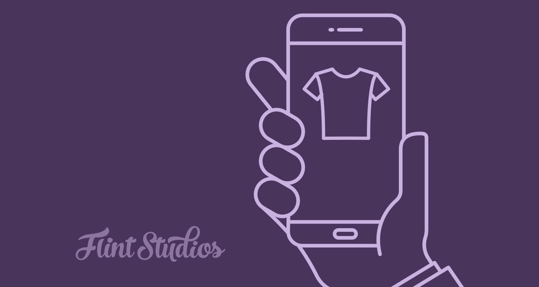 Flint Studios - email marketing graphic