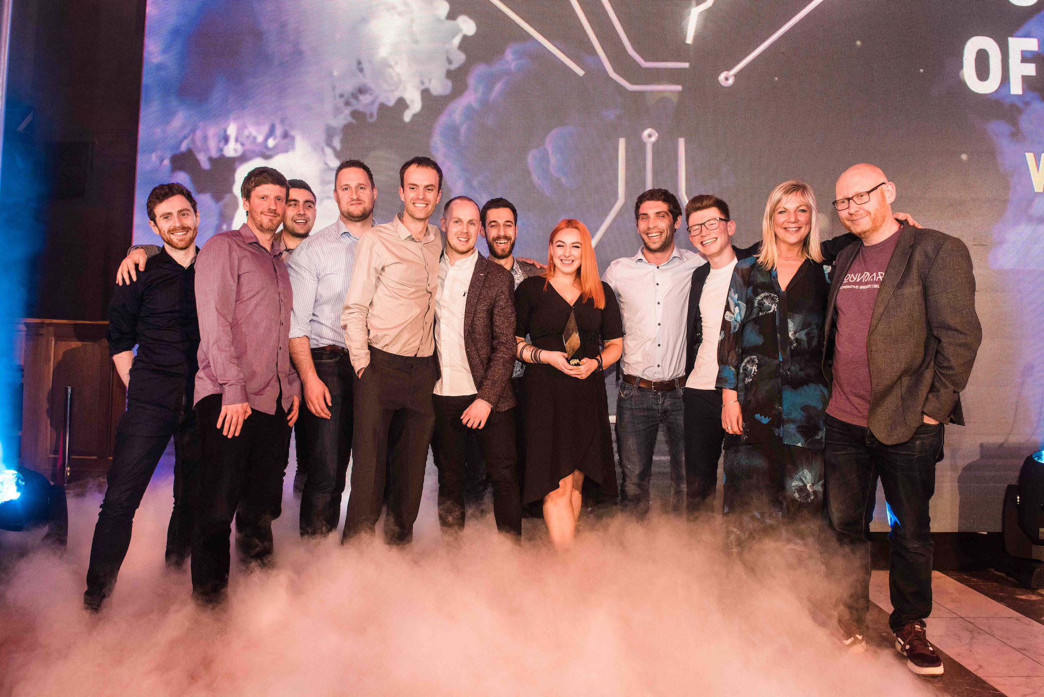 Whitespace_Company of the Year_Digital DNA Awards 2019_29.03.19.