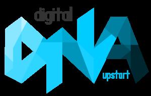 Digital DNA UPstart logo 2019