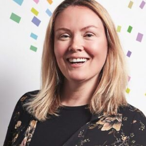 NAOMI TIMPERLEY Co Founder | Tech North Advocates