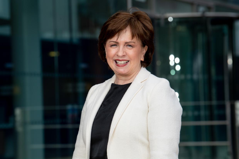 Minister portrait shot