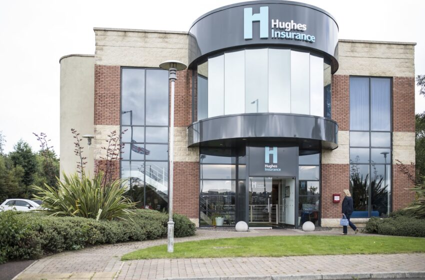 Hughes Insurance moves to permanent home-working