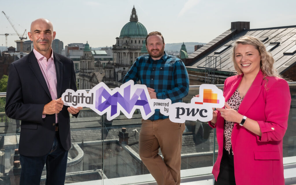 Digital DNA 2021 launch at PwC Merchant Square
