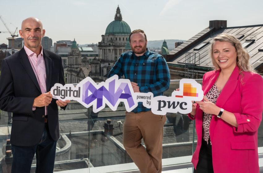 PwC confirmed as headline sponsor for Northern Ireland's biggest tech event