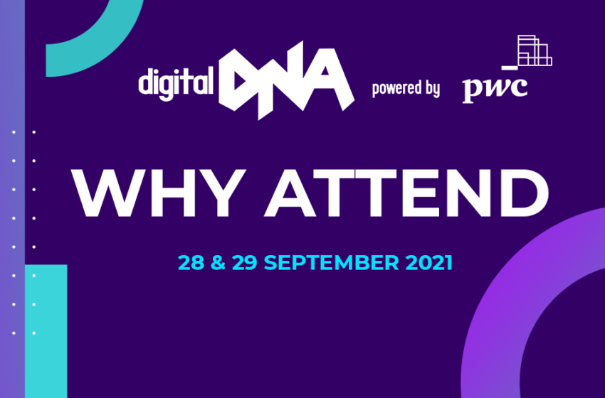 Why Attend Digital DNA 2021