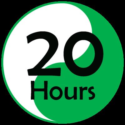 20 Hours Manual Block Booking