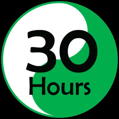 30 Hours Manual Block Booking