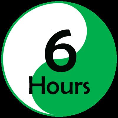 6 Hours Block Booking