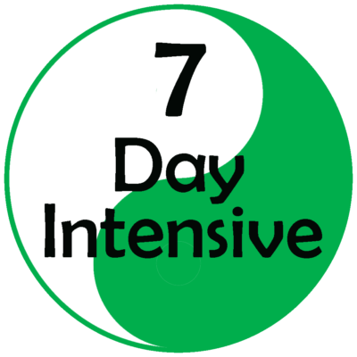 7 Day Intensive Course
