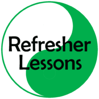 Refresher Lessons 2 Hours