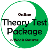 Driving Theory Test Online Sessions includes Driving Theory Test Booking