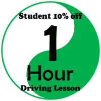 Student Deals – 1 Hour Automatic Driving Lesson