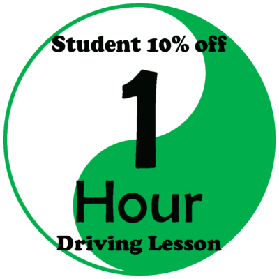 One hour student deal 10% off