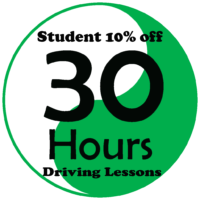 Student Deals – 30 Hours Manual Driving Lessons