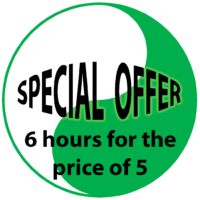 6 hours for the price of 5 Manual Driving Lessons