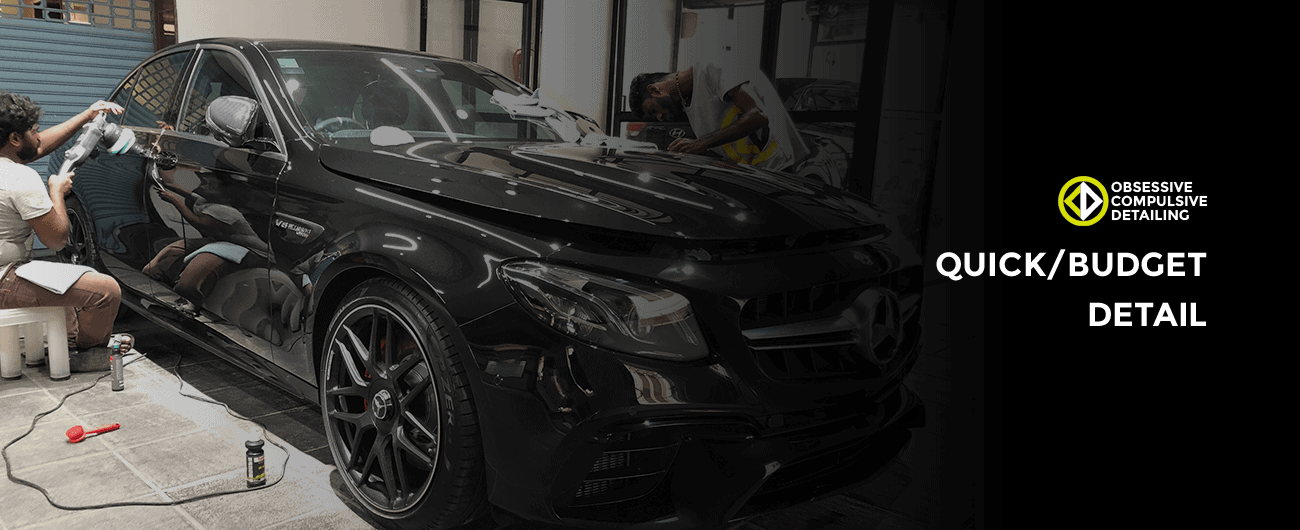 car detailing in chennai
