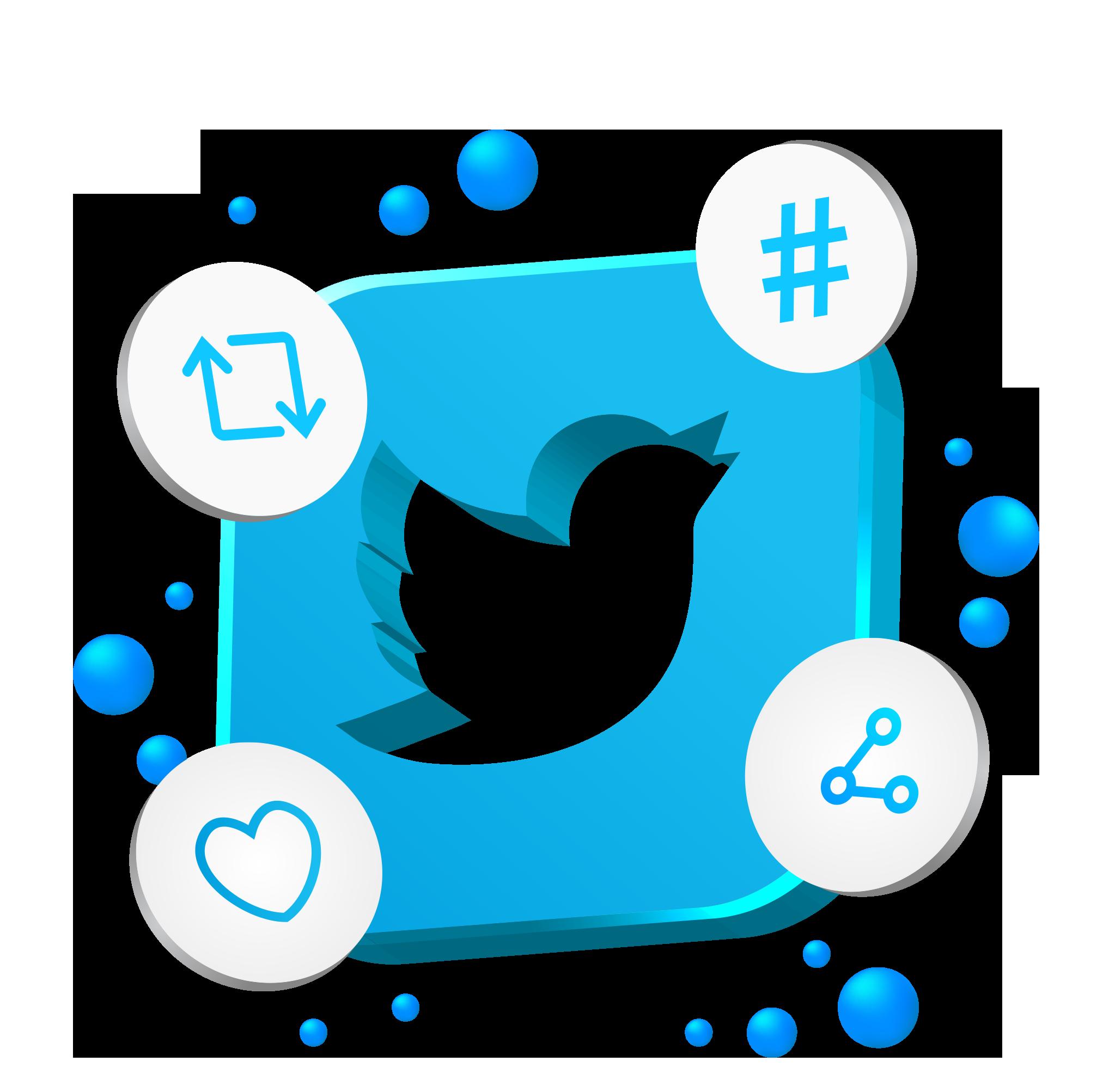 باقات زيادة متابعين التويتر