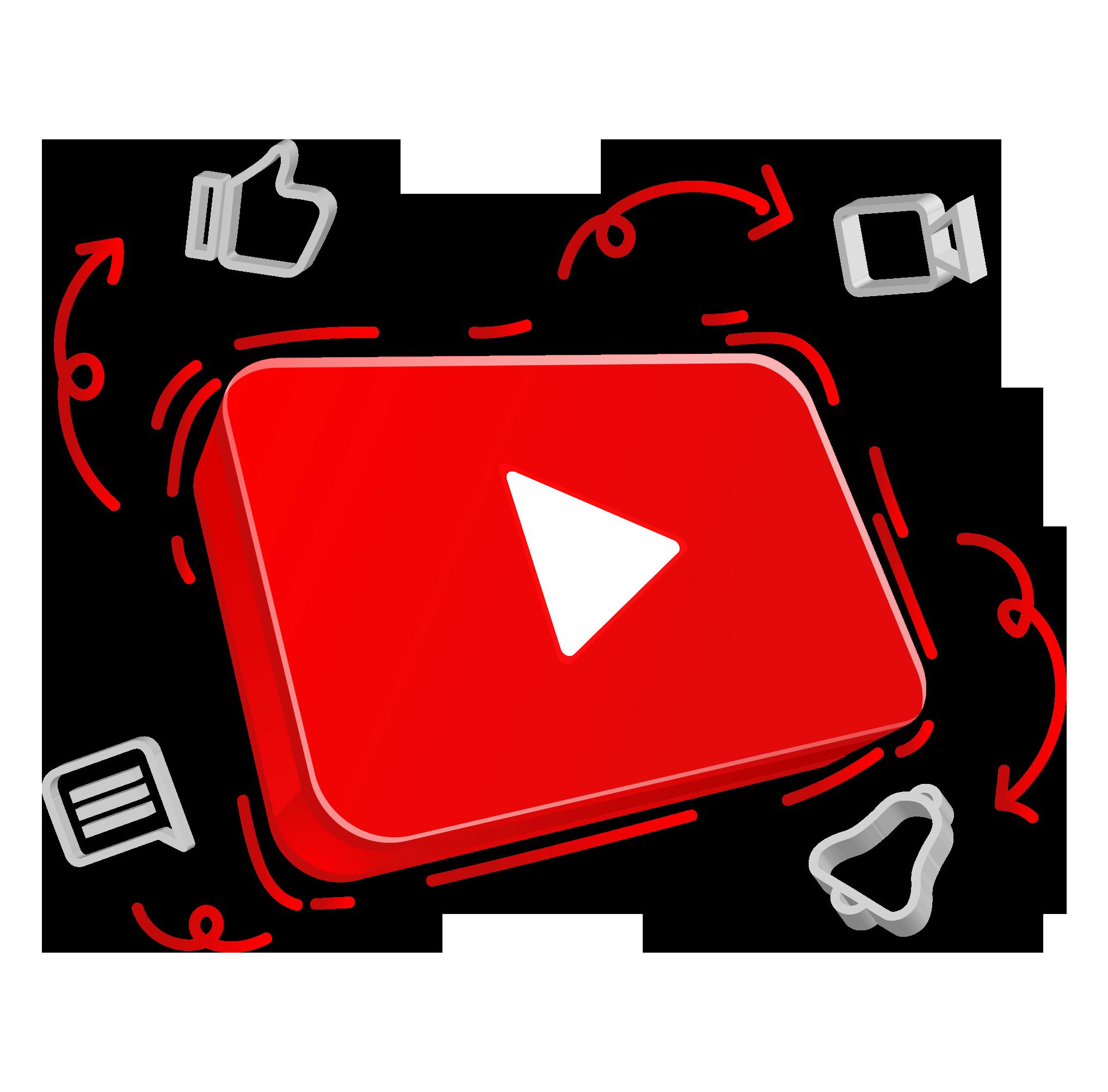 باقات يوتيوب