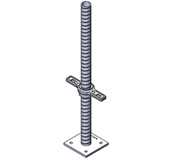 Adjustable Base Jack (Hollow)