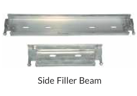 Side Filler Beam