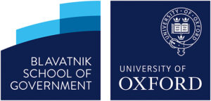 Blavatnik School of Government at Oxford University logo