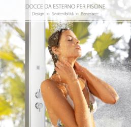 copertina catalogo docce Astralpool