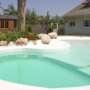 Igienizzazione della piscina con raggi UV