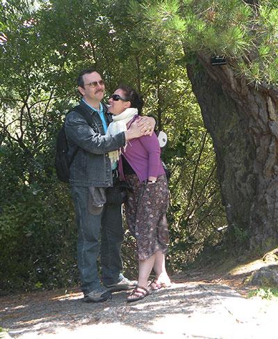 Eugene and Irina New Zealand
