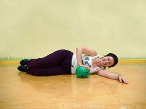 Укрепления мышц плеча – отжимания