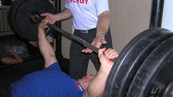 Как правильно подобрать тренировочные вес