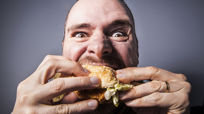Частота приёмов пищи