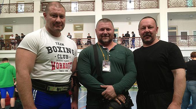 чемпионы России по пауэрлифтингу 2014