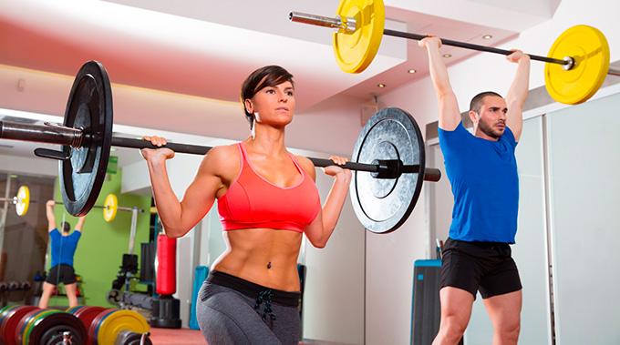 Высокоинтенсивная тренировка для жиросжигания