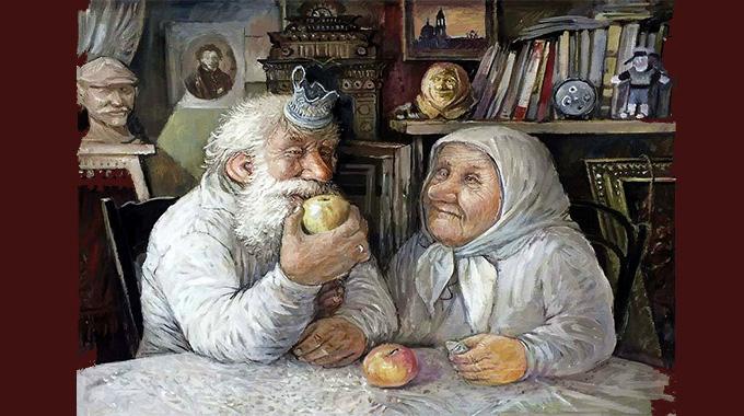 старость и витамины