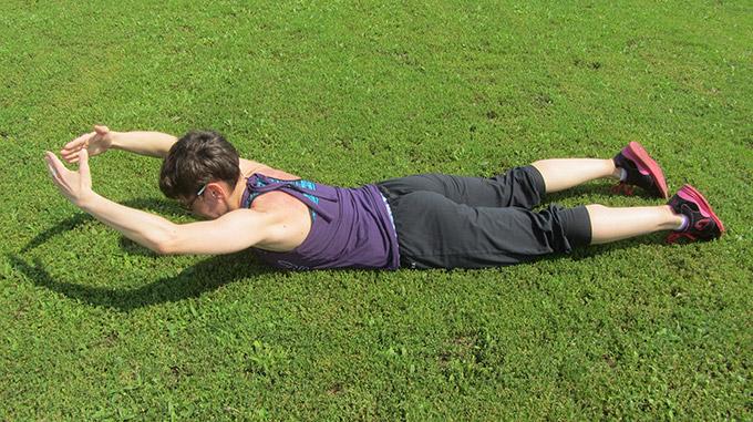 упражнения для верха тела