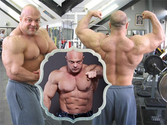 сила и мышечная масса