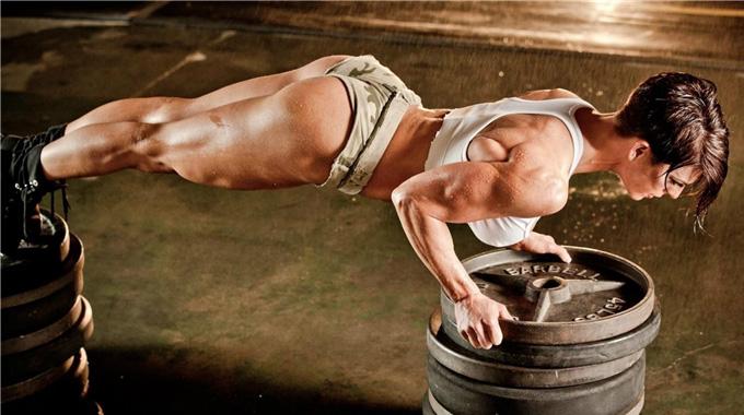 гипертрофия мышц