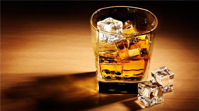 Whiskey-water