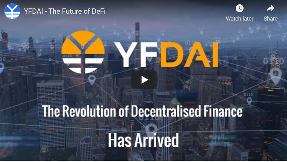 yfdai - future of finance video - blockchainmarket.eu