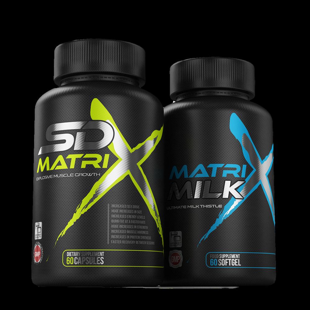 SD Matrix & Matrix Milk