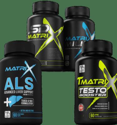 SD Matrix, Matrix Milk, T Matrix & ALS