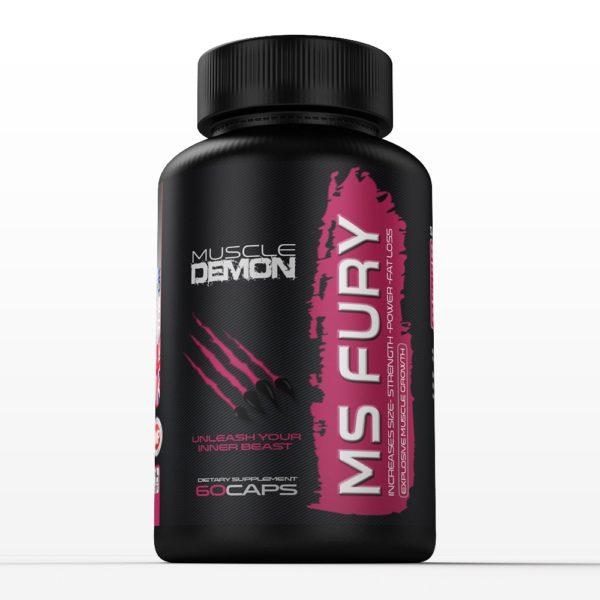 MS Fury - Methylstenbolone