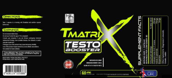 T Matrix Prescription